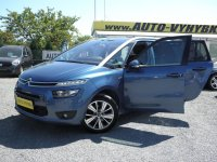 Citroën C4 Picasso Grand 1.6 HDi Exclusive,Nav,DVD,Pan